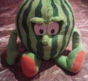 Детская игрушка арбуз