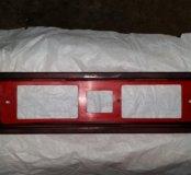 Рамка заднего номера ВАЗ 2108, 2109
