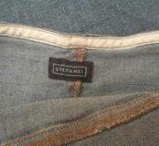 Чудный джинсовый сарафан