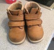 Ботинки детские 18 размер