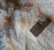 Меховые пушистые пледы