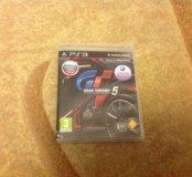 "Игра на PS3 ""Gran turismo 5"""