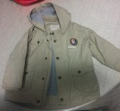Куртка ветровка 68 см. Х.б.