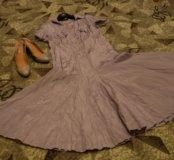 Уникальное платье APANAGE