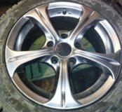 Диски колеса от Тойота R15, 18