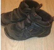 Продам ботинки Ecco р.34