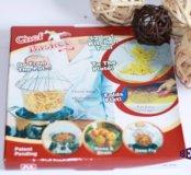 Складная решетка для приготовления еды shef basket