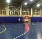Игра в минифутбол