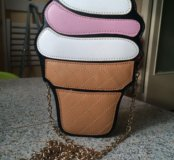 Сумка-мороженое