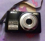 Фотоаппарат цифровой Nikon