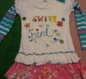 Платье-туника