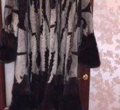 Шуба норковая 56
