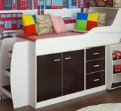 Детская кроватка Минимакс