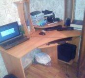 Компьютерный стол,правый.