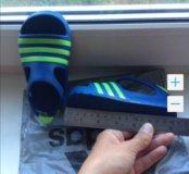 Летние тапочки Adidas