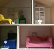 Домики для игрушек