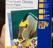 Глянцевая фотобумага Epson Premium Glossy (10*15)