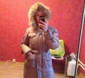 Пуховик/пальто/пуховая куртка