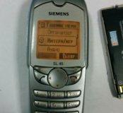 Раритет из 2000-х Siemens SL45 !!!
