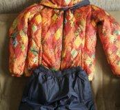 Женский Новый зимний костюм