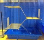 Большая клетка для крыс или хомяков