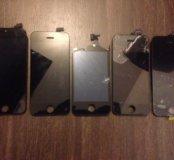 Дисплеи iPhone 5