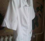 Рубашка размер 48-50 Стрейч