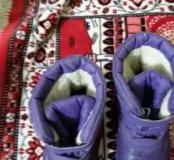 Сапоги сноубутсы