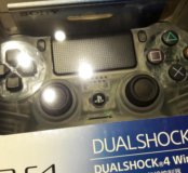 Геймпад для PS4 прозрачный ориг