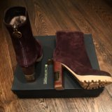 Ботинки с мехом caravelle