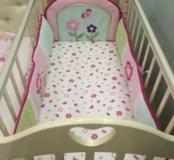 Комплект в кроватку Arya