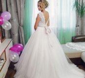 Свадебное платье Novi blue bridal