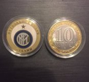 10 рублей в капсуле Calciatori!!!