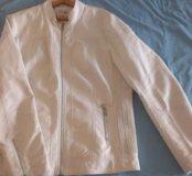 Куртка из эко кожи 52р