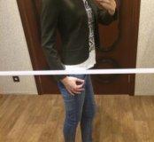 Укорочённый пиджак 32 xs