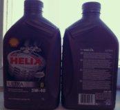 Shell Helix Ultra 1л. 2шт. (оригинал)