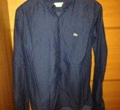 Рубашка Lacoste (Slim Fit) M Торг, пишите