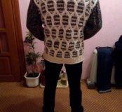 Шерстянной свитер