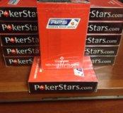 Игральные карты Copag Pokerstars (100% пластик)
