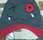 Джемпер и шапки для мальчика