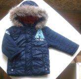 Куртка весна 86 см