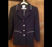 Пиджак на девочку 38 размер