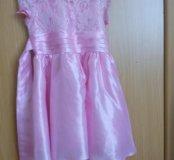 Продам платье на девочку 1,5-2 года