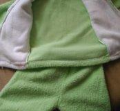 Плюшевый костюм