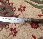 Нож для колекции