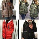 Зимняя куртка трансформер