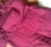 Куртка демисезонная р. 46