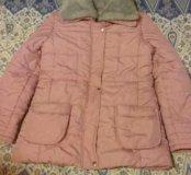 Куртка зимняя на девочку.