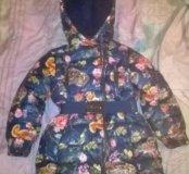 Пальто для девочки осень (начало зимы)весна