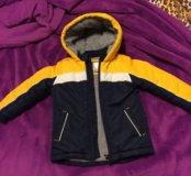 Куртка на мальчика 12-18мес